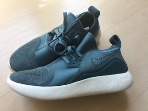 d81f79fb54 Image is loading Nike-Lunarcharge-Premium-Iced-Jade-Atomic-Teal-Women-