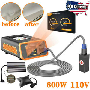 PDR007 Car Body Paintless Dent Remover Repair Tool Iron HotBox Induction Heater
