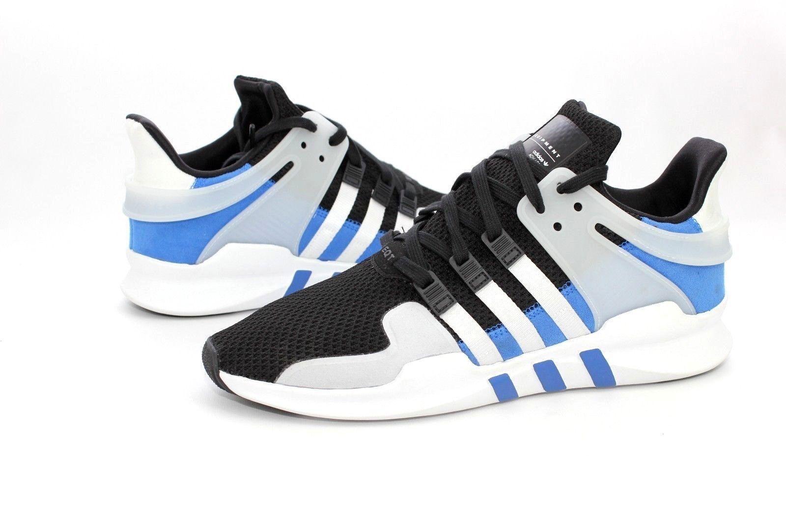 Adidas EQT Support Advanced BY9583 Nero White Light Grey Size 11.5 NIB