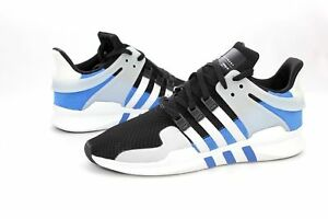 buy online 84015 bde4d Image is loading Adidas-EQT-Support-Advanced-BY9583-Black-White-Light-