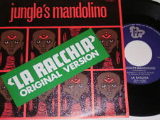 "7"" - Jungle´s Mandolino - Jungle´s Men & La Racchia - Belgium # 2728"