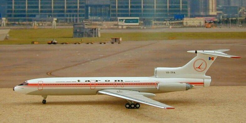 Tarom Tupolev TU154B YRTPA, 1 400 Phoenix, SELTEN