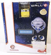 DISNEY PIXAR WALL E GYROBOT RACING MINI 2 FIGURE SET DICKIE TOYS BRAND NEW