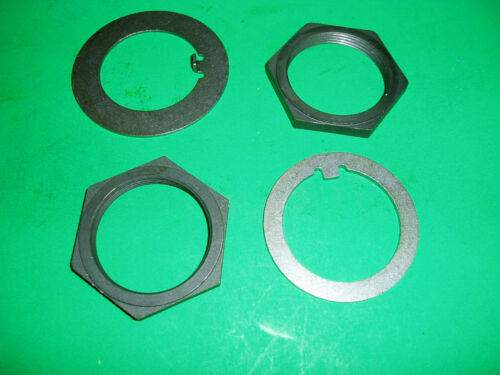 WILLY,S AND JEEP 41-86 CJ FRONT SPINDLE NUT KIT A867K