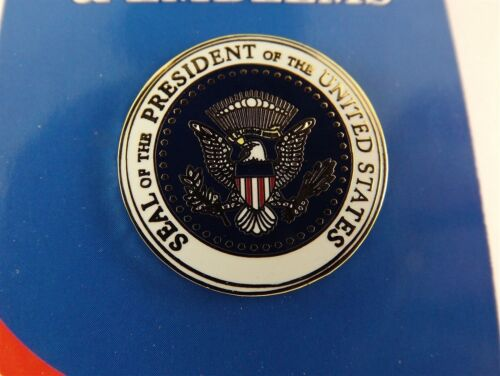 BRAND NEW Lapel Pin SEAL Of The PRESIDENT Of The UNITED STATES Enamel 1/""