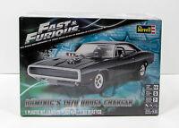 Revell 1:25 Fast & Furious 1970 Dodge Charger Plastic Model Kit 85-4319