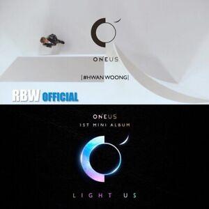 OneUs-LIGHT-US-CD-Poster-Full-Package-Poster-Album-K-POP