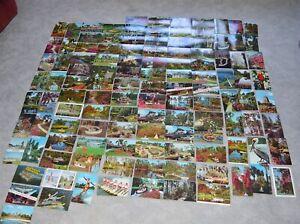 114-Different-Cypress-Gardens-Florida-Vintage-Chrome-Postcards