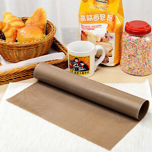 Hot-Pastry-Baking-Paper-Tray-Oven-Rolling-Kitchen-Bakeware-Mat-Sheet-Cloth-gx
