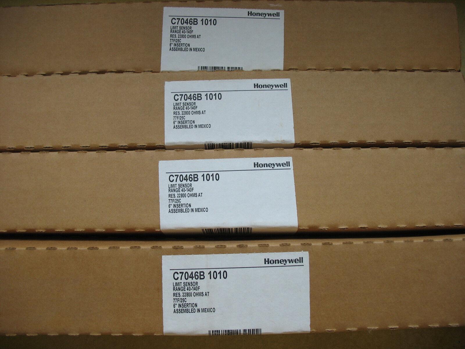 Honeywell Limit Sensor C7046b 1010 (lennox # 66c4101) C7046b1010
