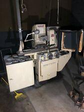 Brown Amp Sharpe 618 Micromaster Surface Grinding Machine Wheel Grinder