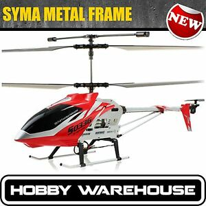 BIG-Syma-S033G-3-5-Channel-RC-Helicopter-Metal-Frame-RTF-GYRO-Large-Size-3ch