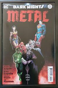 Batman-Dark-Nights-Metal-1-Second-2nd-Print-Variant-NM-9-6-or-better