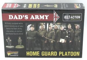 Bolt-Action-WGB-BI-06-Dad-039-s-Army-Home-Guard-Platoon-WWII-British-LDV-Citizens