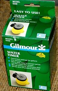 Gilmour Mechanical Water Timer