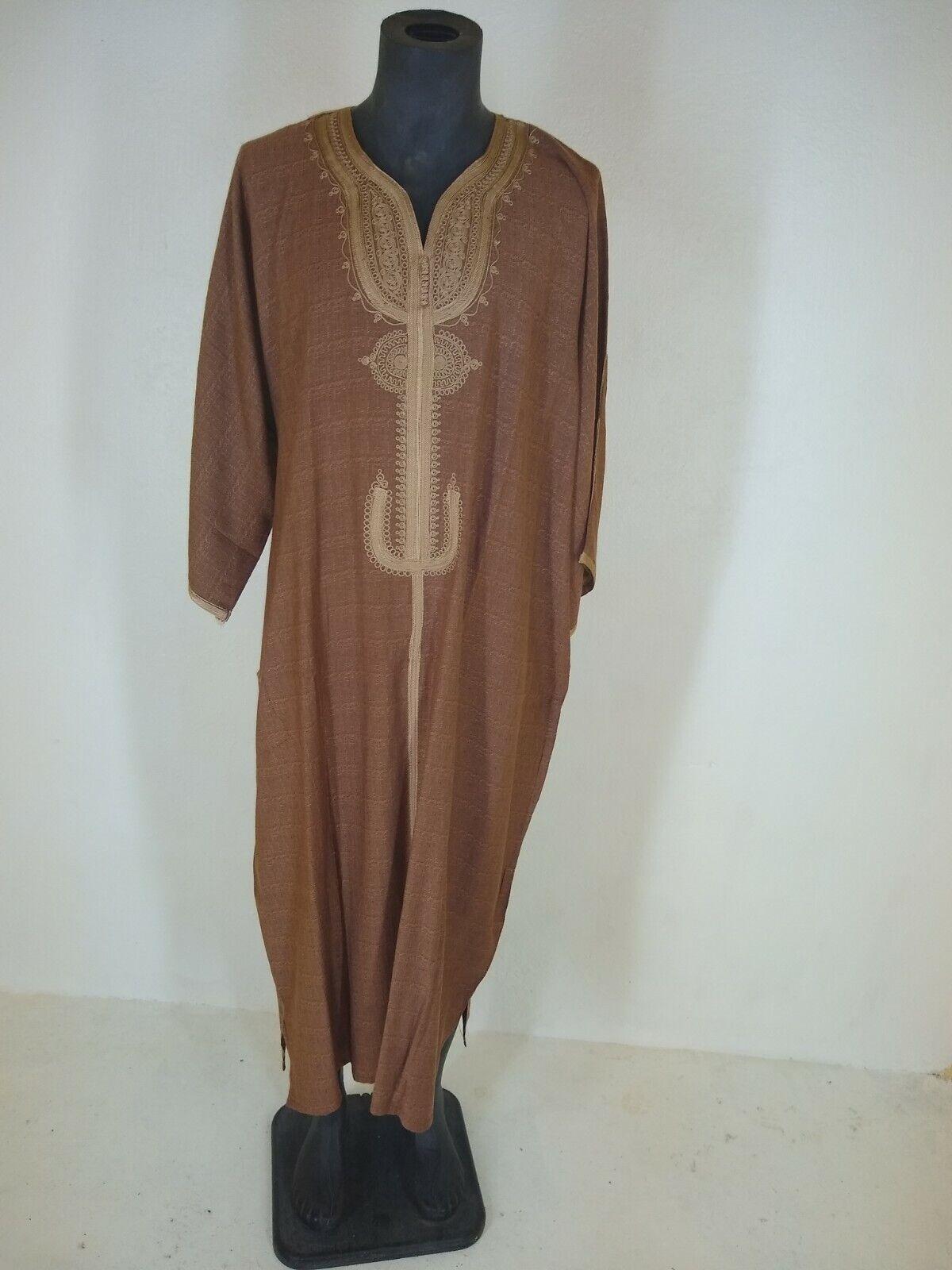 Luxury 2 Pack Moroccan Thobe Jilbab Gandora Djellaba MIX/MATCH RANGE 52