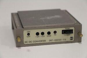 Harris-Farinon-DC-to-DC-Converter-097-020131-115-DAC2S540
