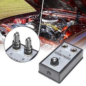 Dual-Hole-Car-Spark-Plug-Tester-Analyzer-Ignition-Diagnostic-Tool-Adjusting-Knob