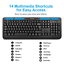 TeckNet-2-4G-Wireless-Keyboard-and-Mouse-Set-Cordless-Keyboard-amp-Mouse-with thumbnail 4