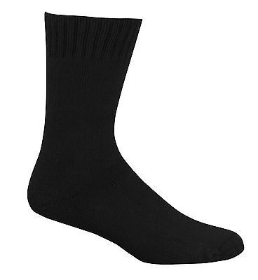EXTRA THICK 92% BAMBOO WORK SOCKS ALL SIZES - HIKING WALKING BAMBOO TEXTILES
