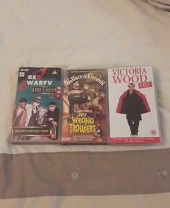 comedy-vhs-tapes
