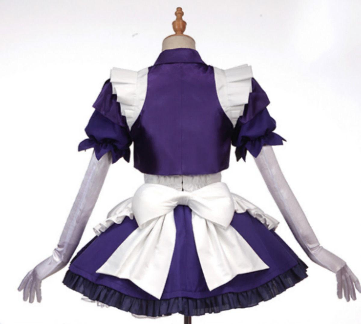 FGO Fate//Grand Order Jeanne d/'Arc Alter Maid uniform Dress cosplay costume