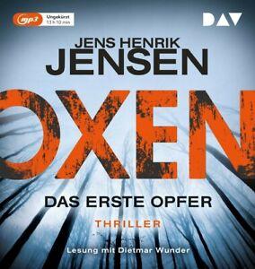 JENS-HENRIK-JENSEN-OXEN-DAS-ERSTE-OPFER-2-MP3-CD-NEW
