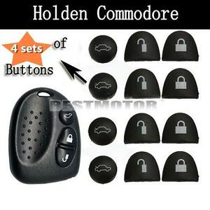 4-Sets-Key-Buttons-Remote-Repair-For-Holden-Commodore-VS-VT-VX-VY-VZ-WH-WK-WL