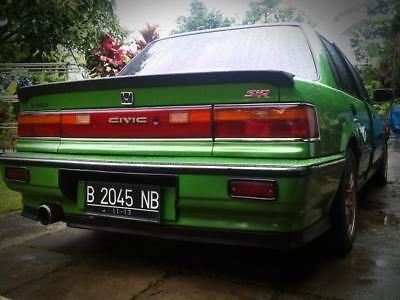 JDM Civic SB4 sedan 4dr Sir spoiler 86/' 87/' ak wing flush wonder