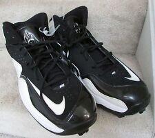 4b96b5a0509 item 2 Nike Zoom Merciless Pro Shark Blk Wht Football Cleats Shoes Sz 18  455916-01 NEW -Nike Zoom Merciless Pro Shark Blk Wht Football Cleats Shoes  Sz 18 ...