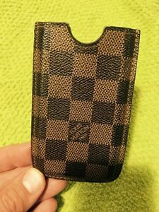 Louis Vuitton Made In France >> Details About Louis Vuitton Lv Case For Iphone Made In France Original Louis Vuitton