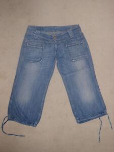 Pantacourt en jean clair Pepe Jeans - W30