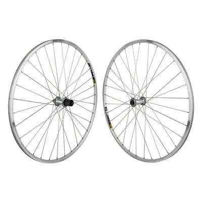 Mavic Open Elite Black Rims Road Bike Wheelset 8 9 10 11 speed 32h Shimano 6800