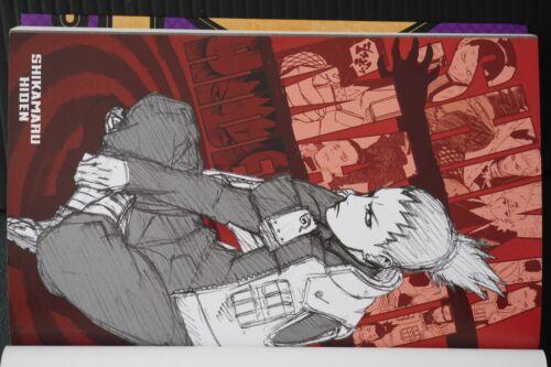 """Naruto /""""Shikamaru Hiden/"""" JAPAN novel"""