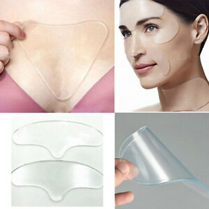 Silicone-Reusable-Anti-Wrinkle-Chest-Neck-Eye-Face-Pad-Removal-Patch-Skin-Care