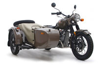 2012 Ural M70 Limited Edition Motorcycle Poster Print 24x36 Hi Res