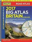 Philip's Big Road Atlas Britain and Ireland: 2017 by Octopus Publishing Group (Paperback, 2016)