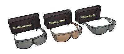SUNSHIELDS Atlantis Fishing Moulded Polarised Tinted Sunglasses Plastic Frame