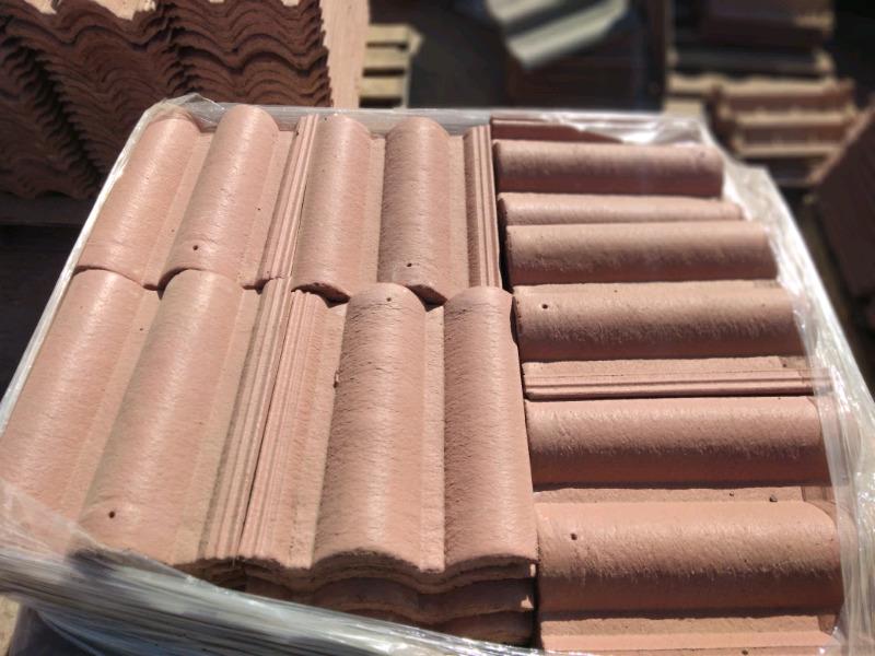 Roof Tiles( Double Roman, Bold Roll & Venetian)