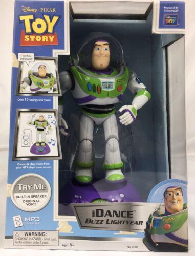 Disney Pixar Toy Story iDance Buzz Lightyear