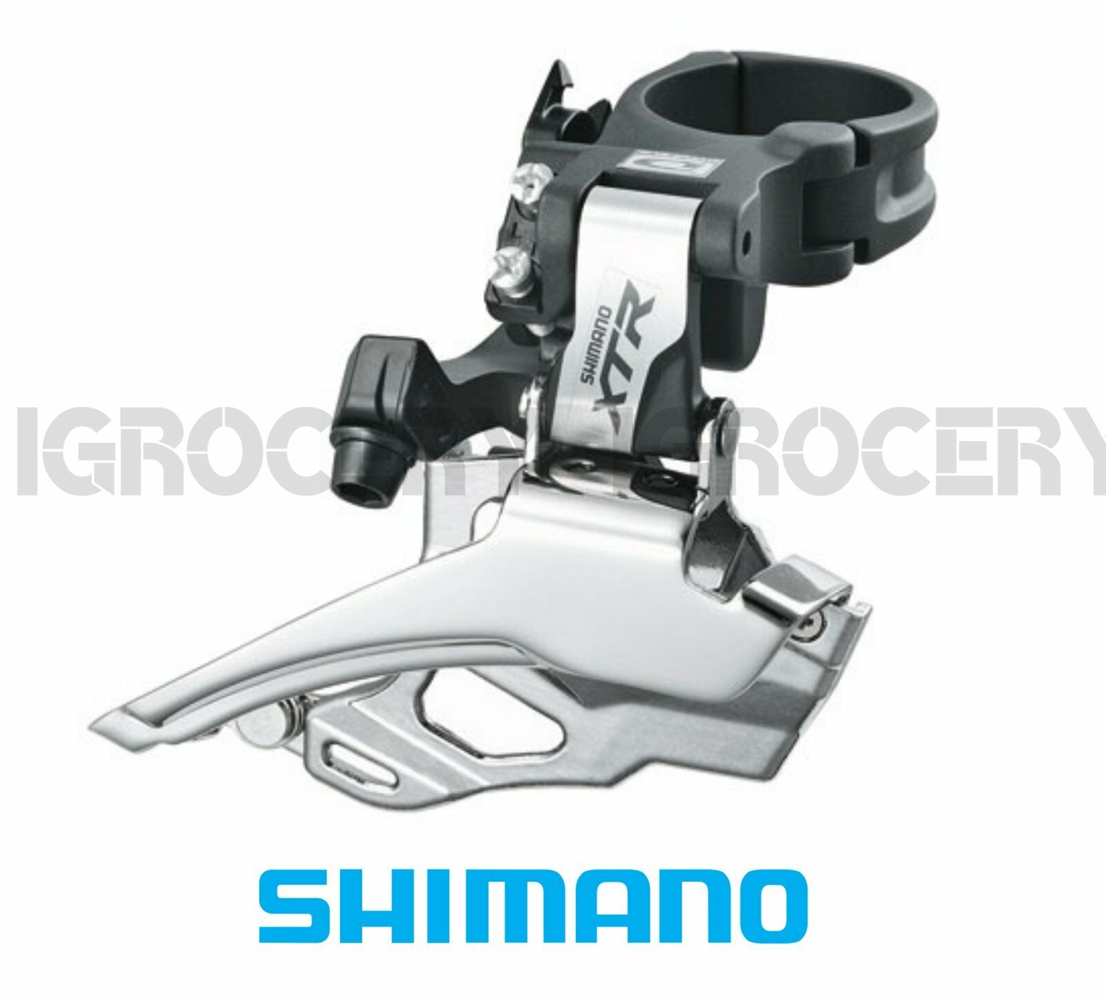 Shimano XTR FD-M986 Down-Swing Front Derailleur 2x10-speed