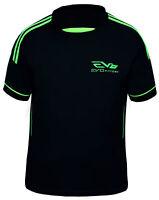 Evo Fitness Men Sports Tshirt Tank Top Running Athelatics Summer Casual Gym Wear