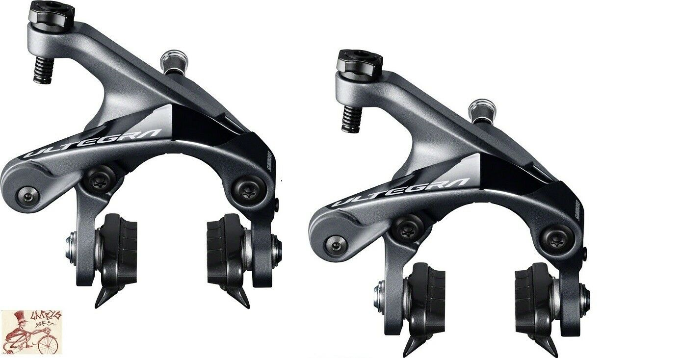 SHIMANO ULTEGRA BR-8000  ROAD CALIPER BICYCLE BRAKE SET-FRONT AND REAR  discount low price