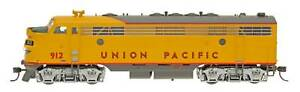 HO-Scale-INTERMOUNTAIN-49939-04-UNION-PACIFIC-FP7A-Loco-912-Decoder-Equipped