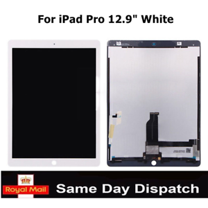 OEM-For-iPad-Pro-12-9-034-Replacement-LCD-Screen-Digitizer-Soldered-Parts-White