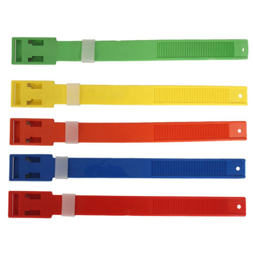 Pasture Colorful Marking Belt Identification Collar for Goats Farming Tool