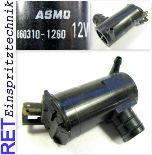Wischwasserpumpe ASMO 860310-1260 Daihatsu Mazda Nissan