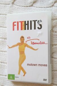Fit-to-the-Hits-with-Tamilee-Motown-Moves-DVD-Like-new-free-shipping