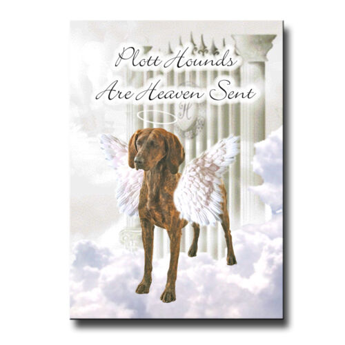 Dachshund Dog C5 Gloss Mothers Day Card MDAX-1 paws2print