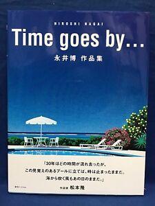 El-tiempo-pasa-Hiroshi-Nagai-coleccion-de-obras-de-arte-Libro-2017-Reissue-Japon
